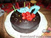 """Фото к рецепту: Торт """"Ты+я"""""""