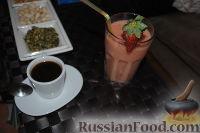 Фото к рецепту: Витаминный утренний коктейльчик