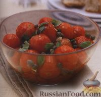 Фото к рецепту: Печеные помидоры