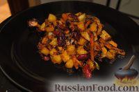 Фото к рецепту: Ирландская капуста с грибами