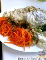 Фото к рецепту: Ребрышки в нежном соусе