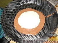 """Фото приготовления рецепта: Торт """"Зебра"""" - шаг №7"""