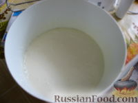"""Фото приготовления рецепта: Торт """"Зебра"""" - шаг №9"""