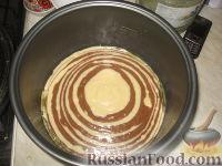 "Фото приготовления рецепта: Пирог ""Зебра"" - шаг №1"