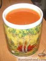 Фото к рецепту: Домашний консервированный томатный сок