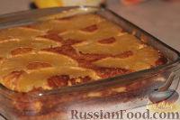 Фото к рецепту: Запеканка с ананасами
