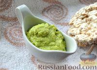 Фото к рецепту: Мусс из авокадо