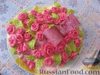 "Фото к рецепту: Торт ""Розочка"""