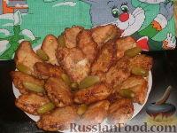 Фото к рецепту: Курица+ананас