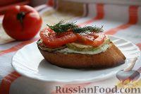 Фото к рецепту: Бутерброд с кабачками