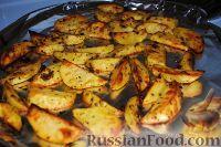 Фото к рецепту: Картошечка Пасхальная по-гречески