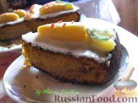 Фото к рецепту: Швейцарский морковный торт