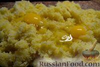 Фото приготовления рецепта: Картофельные ньоки - шаг №2