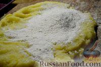 Фото приготовления рецепта: Картофельные ньоки - шаг №3