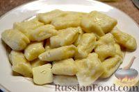 Фото приготовления рецепта: Картофельные ньоки - шаг №7