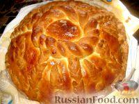 Фото к рецепту: Пирог Курник