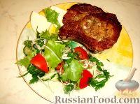 Фото к рецепту: Свиная отбивная на косточке