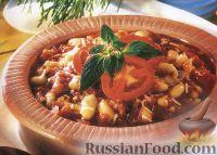 Фото к рецепту: Фасолевое рагу