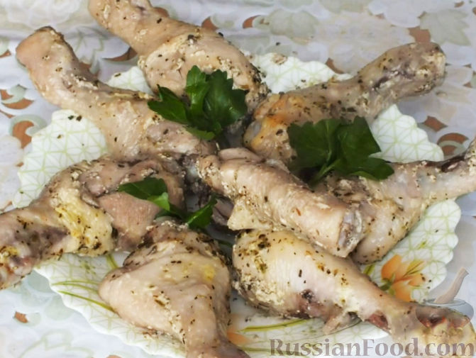 Куриные ножки с чем приготовить рецепты