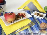 Фото к рецепту: Яблочный десерт