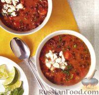 Фото к рецепту: Быстрый фасолевый суп