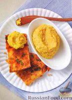 Фото к рецепту: Хумус из нута с карри