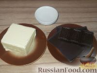 Фото приготовления рецепта: Шоколадная глазурь для всех тортов - шаг №1