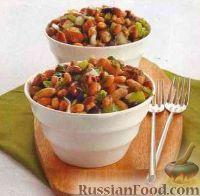 Фото к рецепту: Фасолевый салат