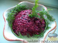Фото к рецепту: Куриный салат с черносливом и орехами