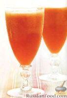 Фото к рецепту: Коктейль из замороженной дыни