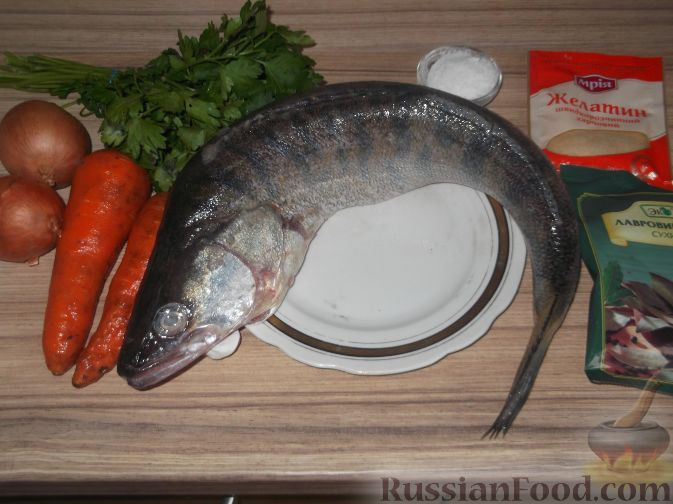 рецепт приготовления заливного с фото