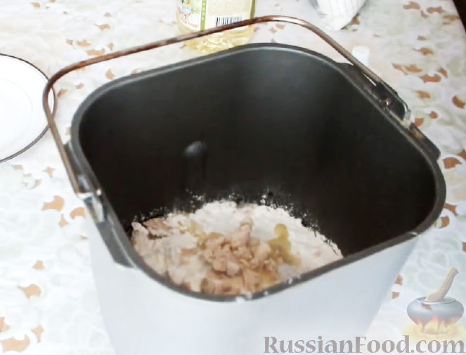 Что приготовить из курицы картошки и теста
