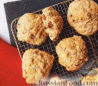 Фото к рецепту: Песочное печенье с инжиром