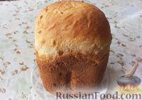 Фото к рецепту: Пшеничный хлеб с семечками (в хлебопечке)