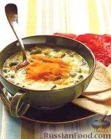 Фото к рецепту: Острый кукурузный суп