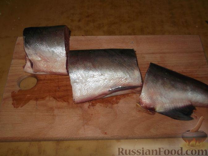 рецепт приготовления горбуши как семги