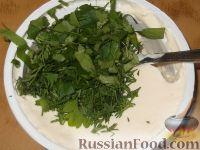 Фото приготовления рецепта: Рулет с семгой - шаг №3
