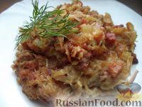 Фото к рецепту: Солянка из квашеной капусты и мяса