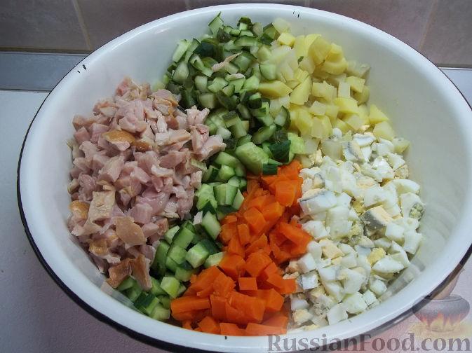 Простые и вкусные вторые блюда из того что есть в холодильнике