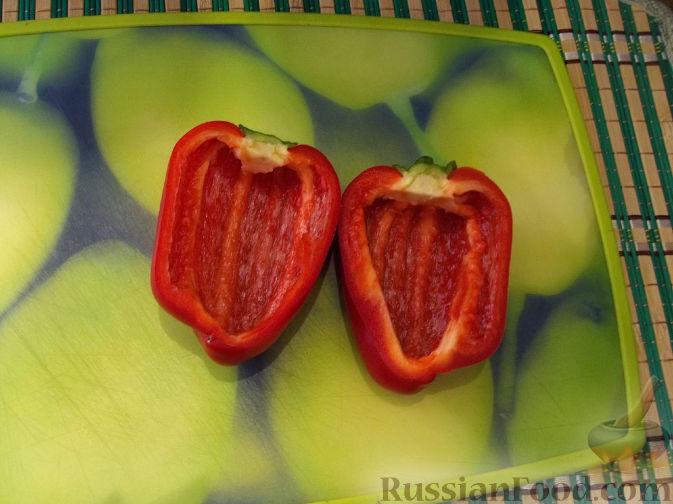 Перец болгарский рецепт с фото