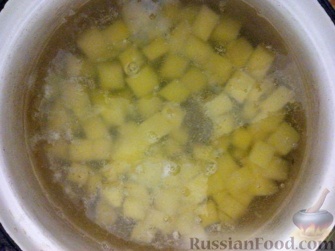 как варить суп пошаговый рецепт