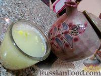 Фото к рецепту: Лимонно-имбирный чай