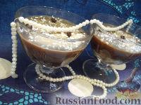 Фото к рецепту: Желе из заварного кофе