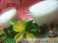 Фото к рецепту: Абрикосовый молочный коктейль