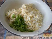 Фото приготовления рецепта: Болгарский перец с плавленым сыром - шаг №3