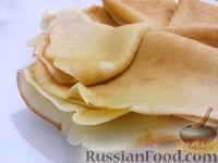 Фото к рецепту: Заварные блины на ряженке