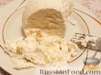 Фото к рецепту: Домашний творог из молока