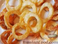 Фото к рецепту: Необычный картофель фри