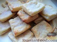 Фото к рецепту: Печенье творожное 1 вариант