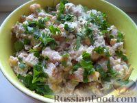 Фото к рецепту: Шпротный салат